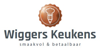 Het officele logo van wiggers keukens in Winterswijk