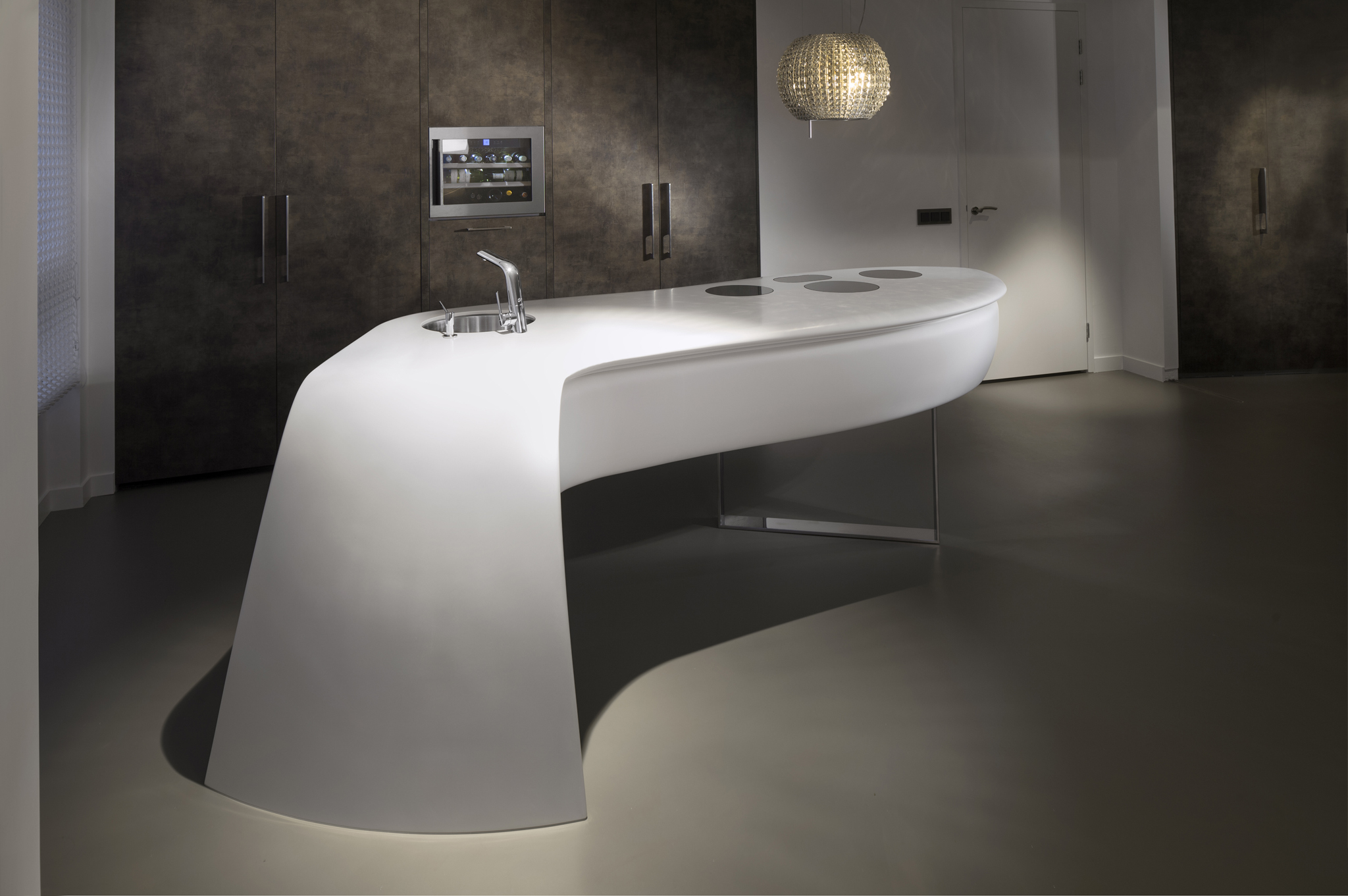 Luxe Design Keuken : Bijzondere keukendesign wiggers keukens