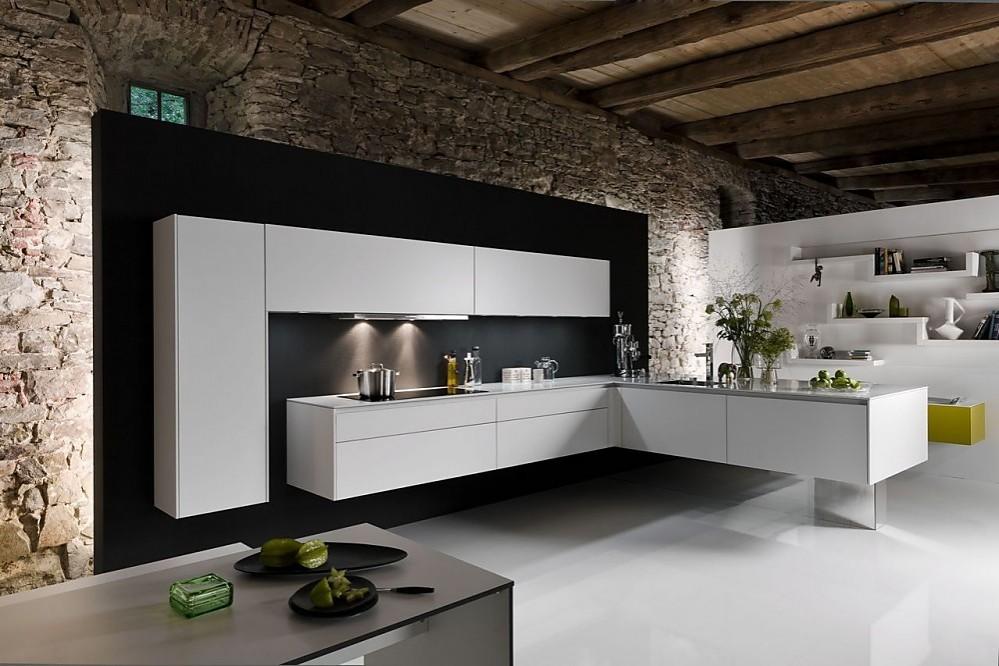 Zwevende keukenkasten Wiggers Keukens